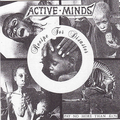 Active Minds - Recipe For Disaster 7""