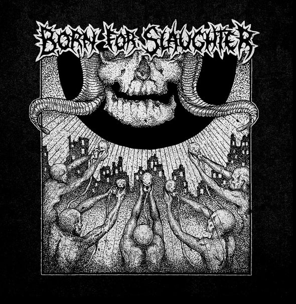 Born For Slaughter ‎- Born For Slaughter 12""