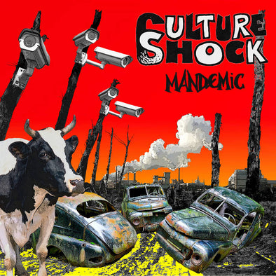 Culture Shock - Mandemic 12""