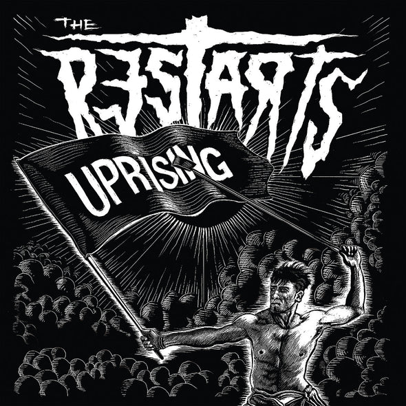 "THE RESTARTS - ""UPRISING"" LP"