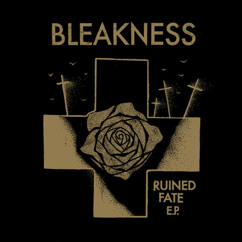 BLEAKNESS - Ruined Fate - 7""