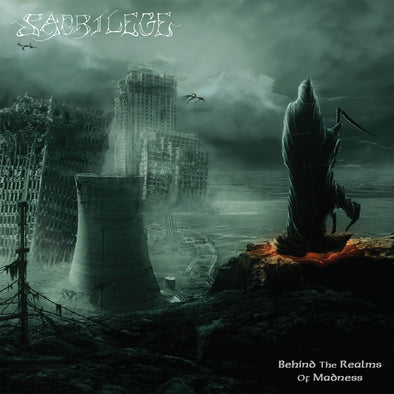 Sacrilege - Behind The Realms Of Madness Reissue 2x12""