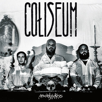 "Coliseum - Anxiety's Kiss  12""LP"