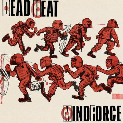 MINDFORCE / DEAD HEAT Split 12""