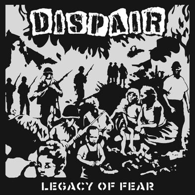 DISPAIR - Legacy Of Fear 12""