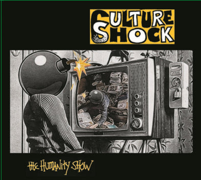 Culture Shock -  The Humanity Show 12""