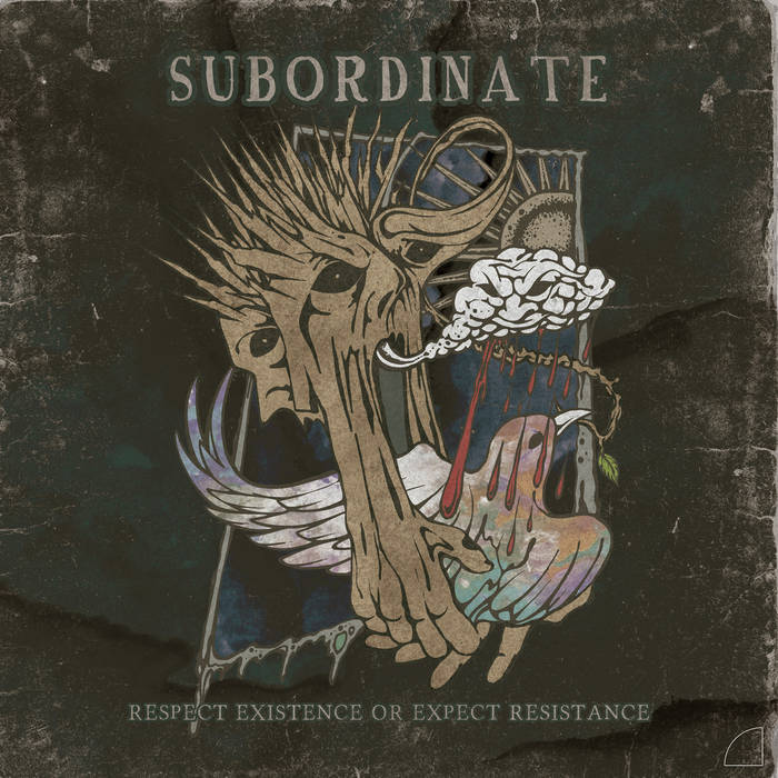 Subordinate - Respect Existence or Expect Resistance LP