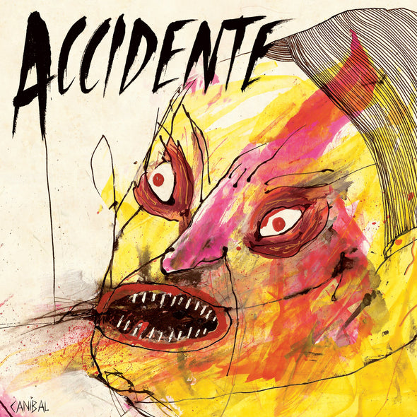 Accidente -  Caníbal 12""