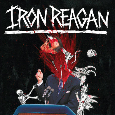 Iron Reagan - The Tyranny of Will 12""
