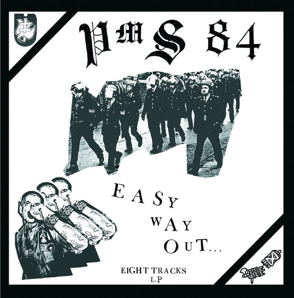 "PMS 84 ""Easy way out"" LP"