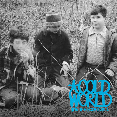 "Cold World How The Gods Chill  12""LP"