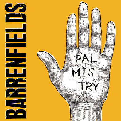 "Barrenfields - ""Palmistry"" LP"