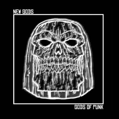 New Gods - Gods Of Punk 7""