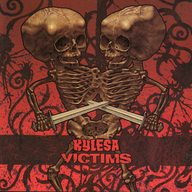 KYLESA/VICTIMS - SPLIT EP