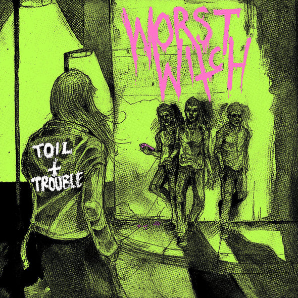 Worst Witch - Toil and Trouble LP