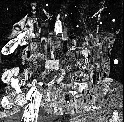 RUDIMENTARY PENI - DEATH CHURCH JIGSAWS