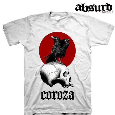 Coroza Crows & Moon Shirt White