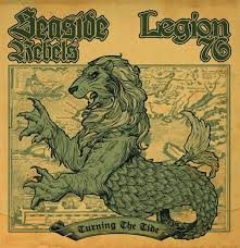 "Seaside Rebels/Legion 76-Turning The Tide 7""EP"