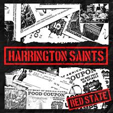 Harrington Saints - Red State 7""