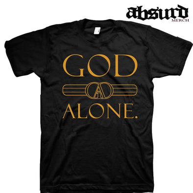 God Alone 'Gotchee' Shirt
