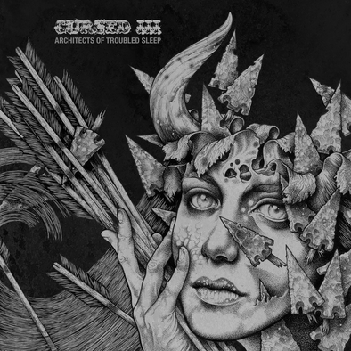 "Cursed III: Architects Of Troubled Sleep  12""LP"