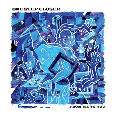 ONE STEP CLOSER - FROM ME TO YOU 12""