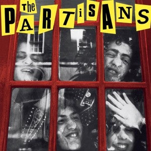 The PARTISANS - S/T LP