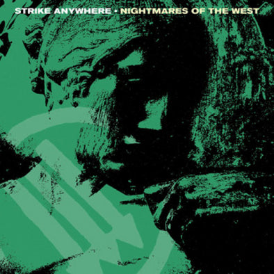 "Strike Anywhere Nightmares Of The West 12""ep"
