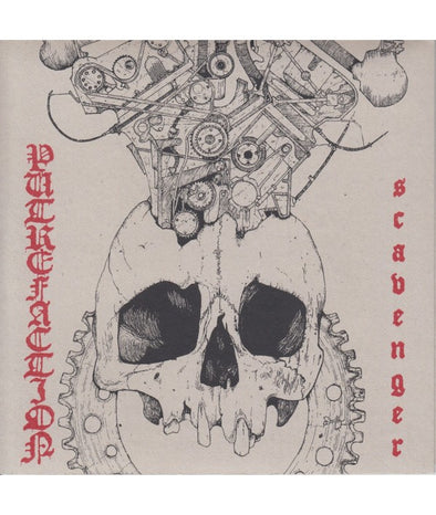 Putrefaction -Scavenger 7""