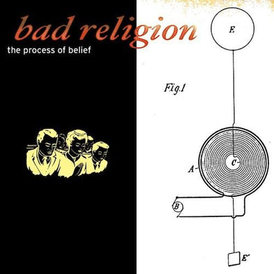 BAD RELIGION - The Process Of Belief 12""
