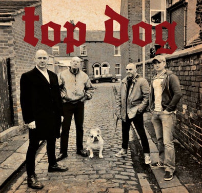 Top Dog - s/t LP