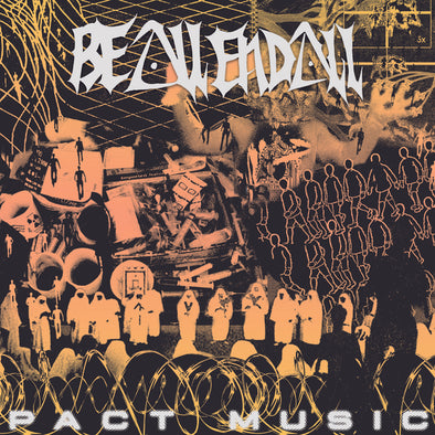 Be All End All - Pact Music 12""