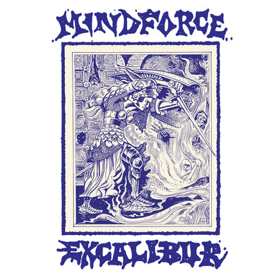 "Mindforce - Excalibur 12"" + 7"" Flexi"