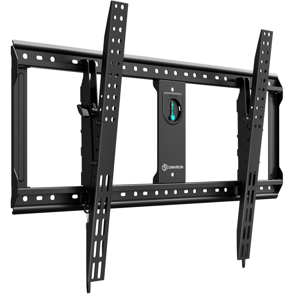 "ONKRON Tilt TV Wall Mount Bracket for 65"" to 90-Inch up to 200 lbs UT9"