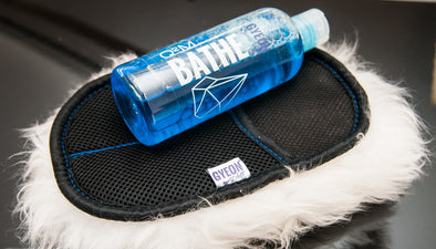 Gyeon Product Review: Bathe+, Wetcoat, & Cure