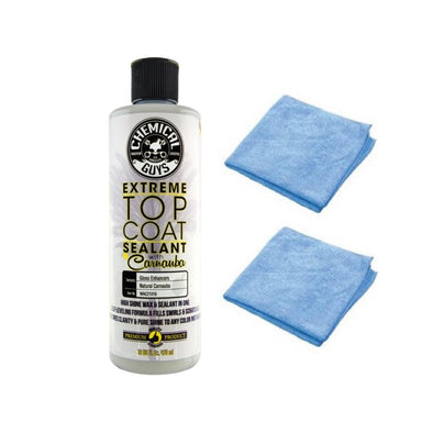 Chemical Guys Extreme Top Coat Wax and Sealant in One - Detailing Connect