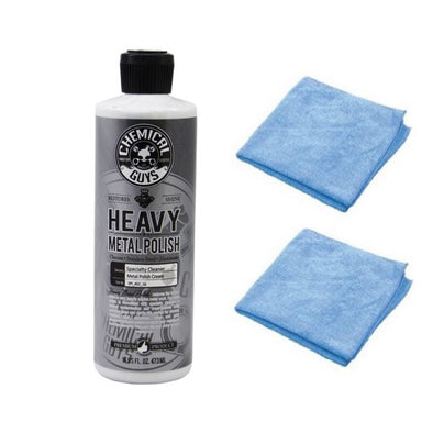 Chemical Guys Heavy Metal Polish - Detailing Connect