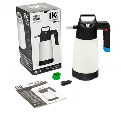 iK Multi PRO 2 Pump Sprayer - Detailing Connect