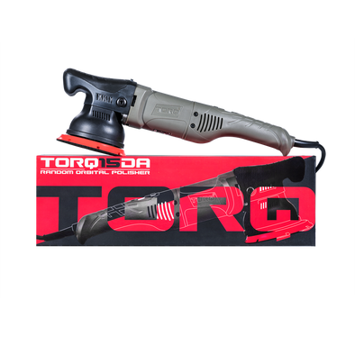 TORQ15DA 15mm Long-Throw Random Orbital Polisher - Detailing Connect