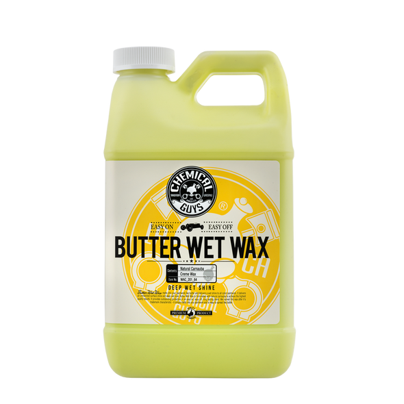 Chemical Guys Butter Wet Wax 64oz - Detailing Connect