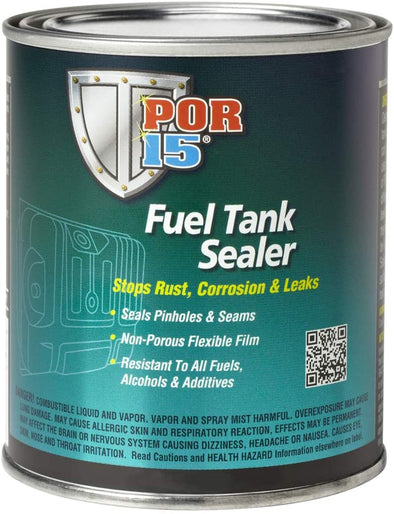 POR-15 49201 Fuel Tank Sealer - 1 gallon - Detailing Connect
