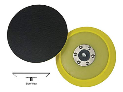 Lake Country - Dual-Action Hook & Loop Flexible Backing Plate - 5 Inch - Detailing Connect