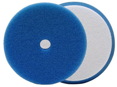 "6"" Uro-Tec™ Coarse Blue Heavy Cutting Foam Pad - Detailing Connect"
