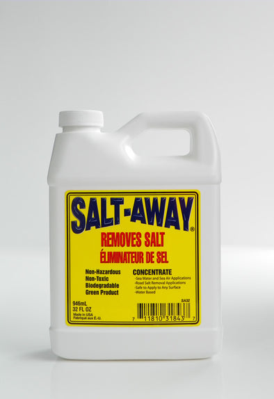 Salt Away Concentrate 32oz - Detailing Connect