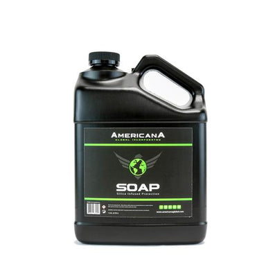 Americana Ceramic Aftercare Soap Gallon - Detailing Connect