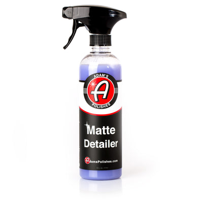 Adam's Matte Detailer 16oz - Detailing Connect