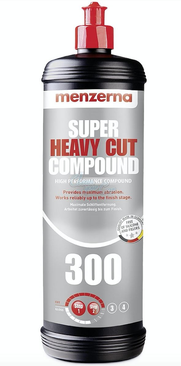 Menzerna 300 32oz - Detailing Connect