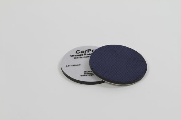 "CarPro Velvet Orange Peel Removal Pad - 5 1/4"" - Detailing Connect"