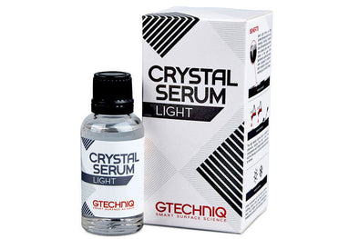 Gtechniq Crystal Serum Light 50ml - Detailing Connect