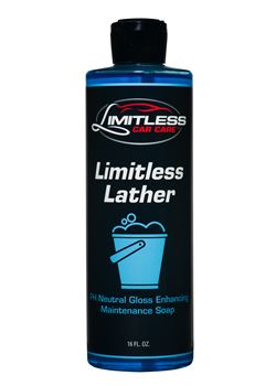 Limitless Lather - Detailing Connect